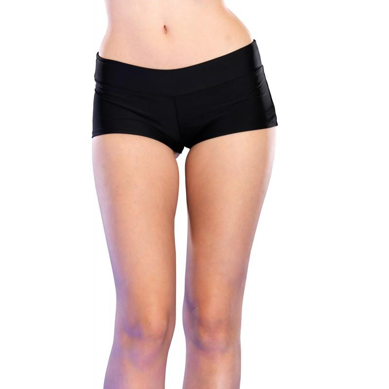 Ifavor123 Com Black Spandex Mini Short Boy Shorts