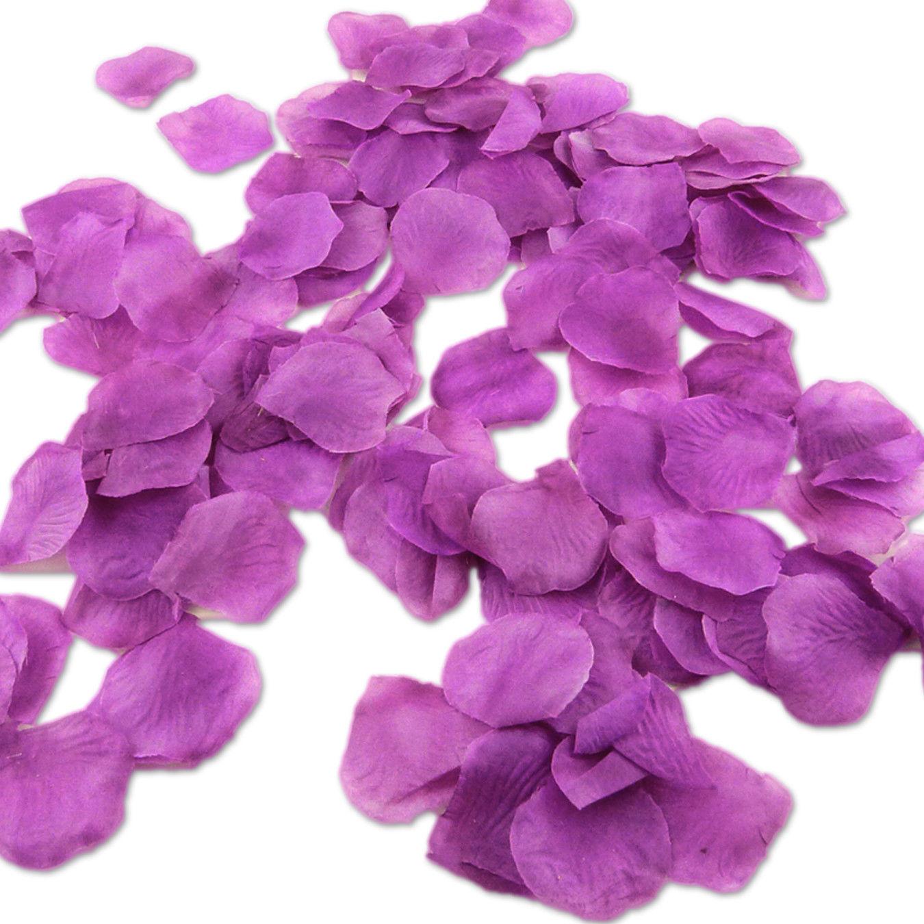 silk rose petals wedding aisle table decor flower party. Black Bedroom Furniture Sets. Home Design Ideas