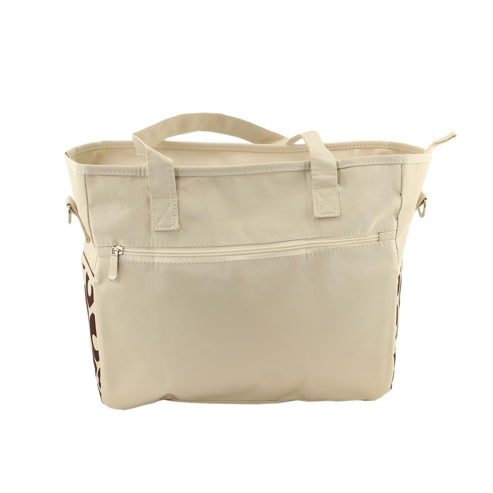 baby diaper bag for stylish moms travel tote fashionable messenger weekend bag ebay. Black Bedroom Furniture Sets. Home Design Ideas