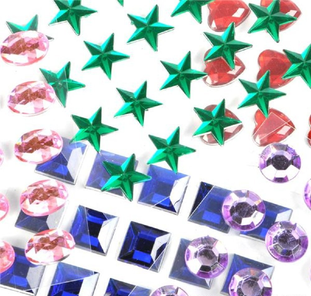 Arts and crafts jewels - Rhinestone Jewels For Crafts Arts And Crafts Gems Adhesive Gemstones For Crafts