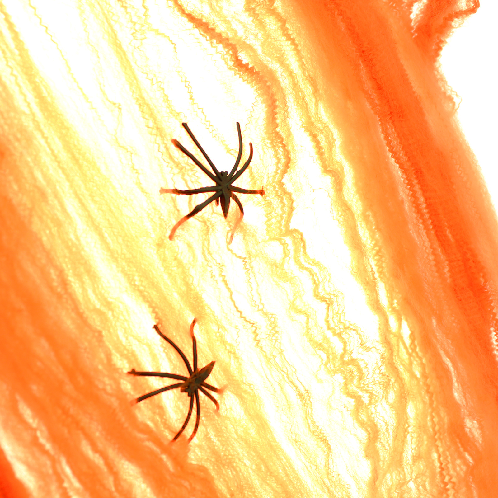 Spider Web Halloween Decorations: Scary Spider Web Spiders Halloween Haunted House Webbing