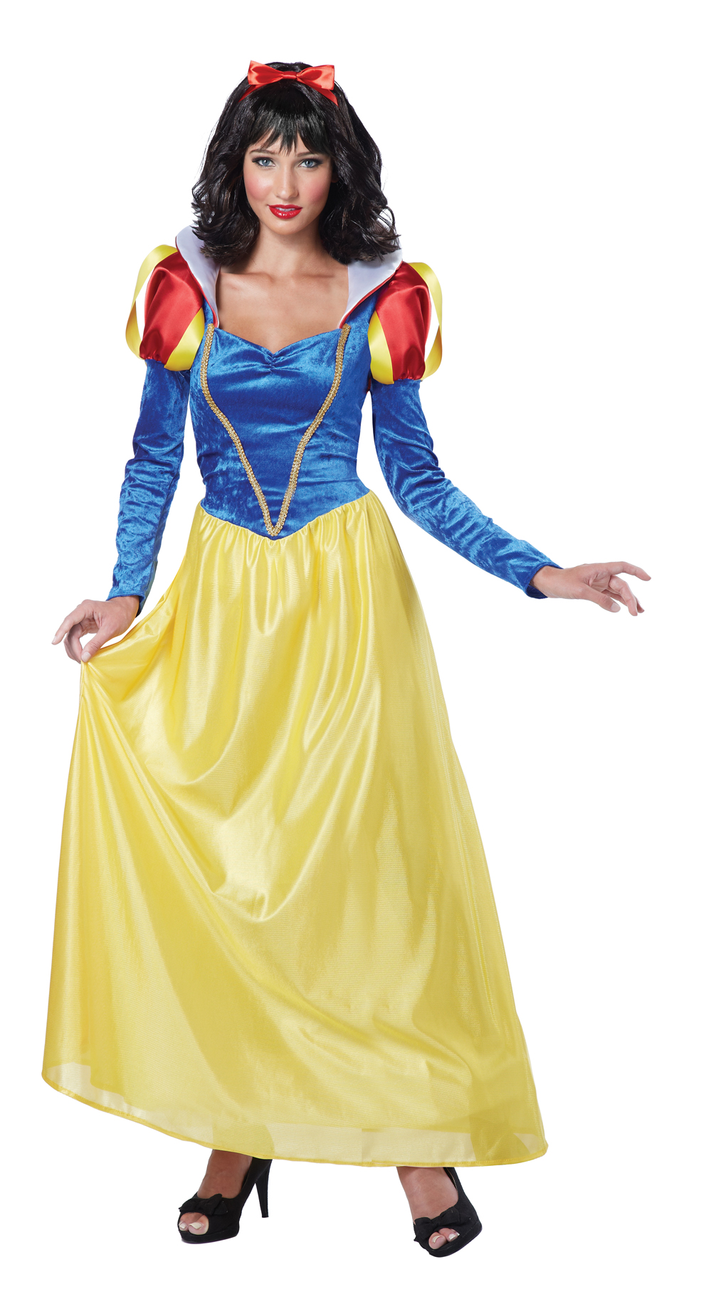 plus size snow white seven dwarfs princess halloween. Black Bedroom Furniture Sets. Home Design Ideas