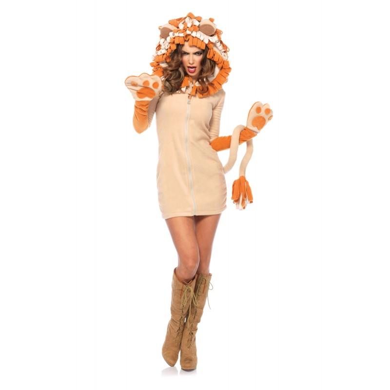 Lion tail costume - photo#21