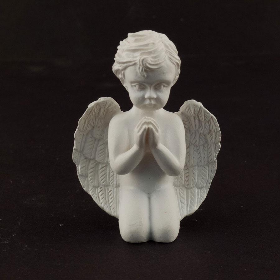 ivory  new ceramic cherub angel cupid figurine statue resin  - categories
