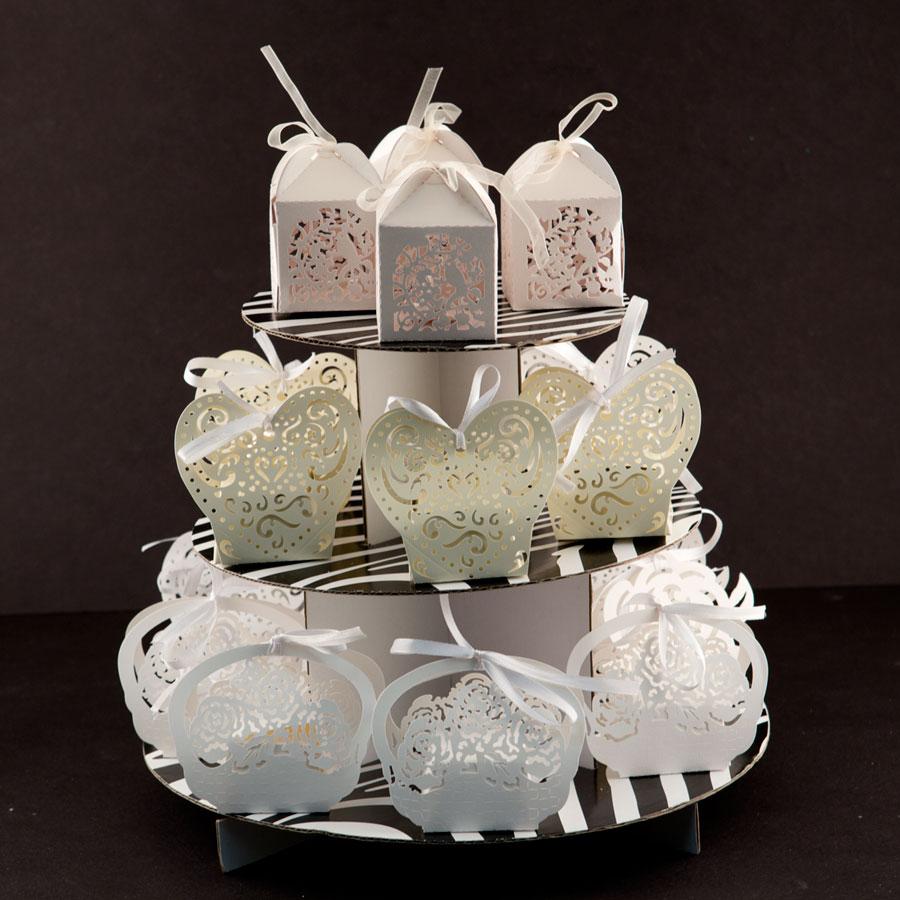 Cute Outdoor Wedding Ideas: Cute Garden Bird Cage Gift BOW Favor Candy BOX Party