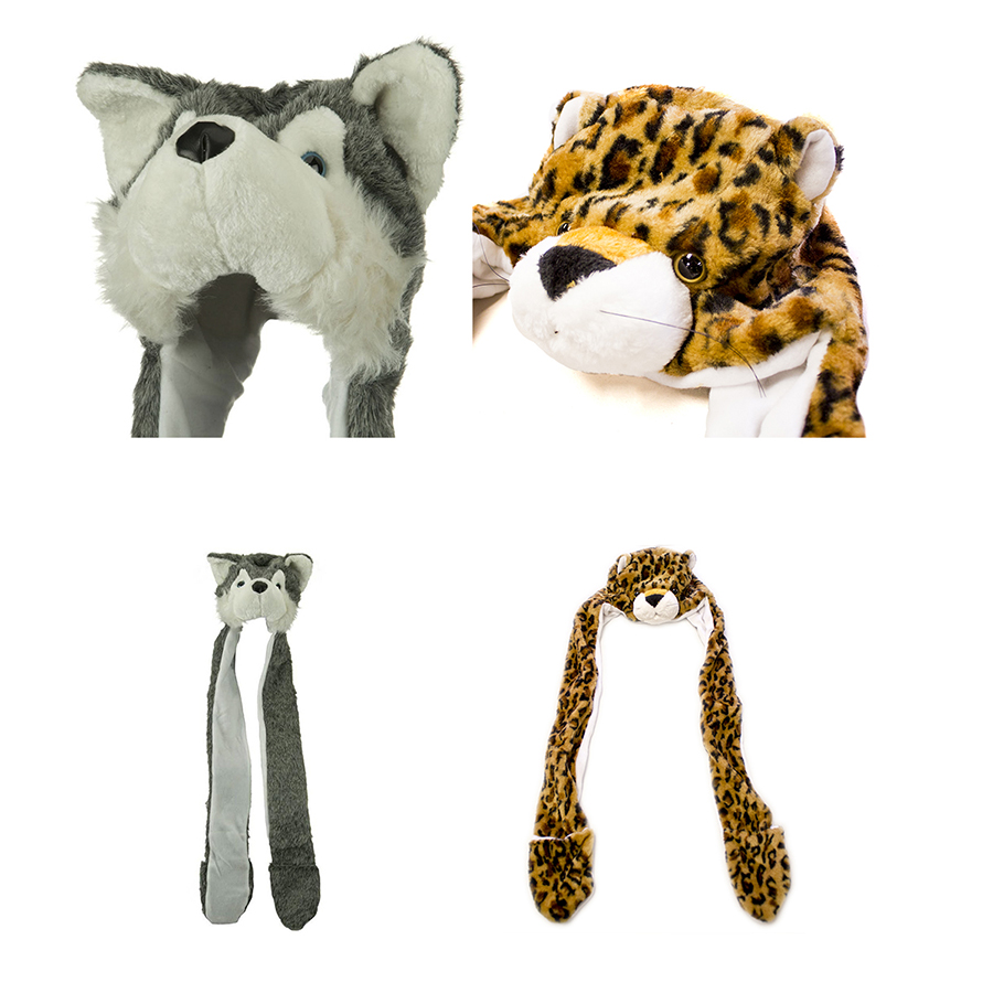 Animal Hats. invalid category id. Animal Hats. Showing 40 of results that match your query. Etcbuys Emoji Embroidery Winter Warm Solft Knit Beanie Cap Lightweight Casual Hat, White - Nose-Smile. Plush Moose Animal Hat - Moose Hat with Ear Flaps and Poms. Product Image. Price $