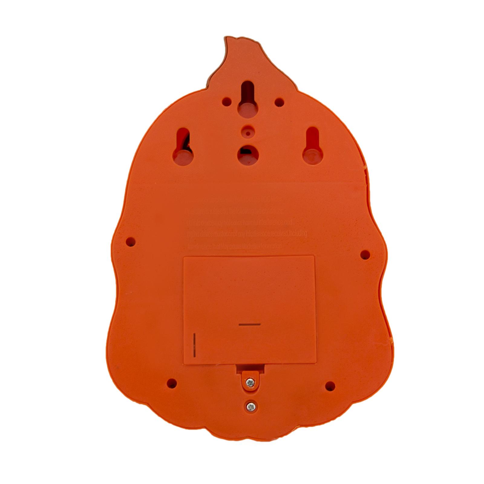 Decorating Ideas > Halloween LED Flashing Sound Pumpkin Doorbell Talking Jack  ~ 084113_Halloween Doorbell Sounds
