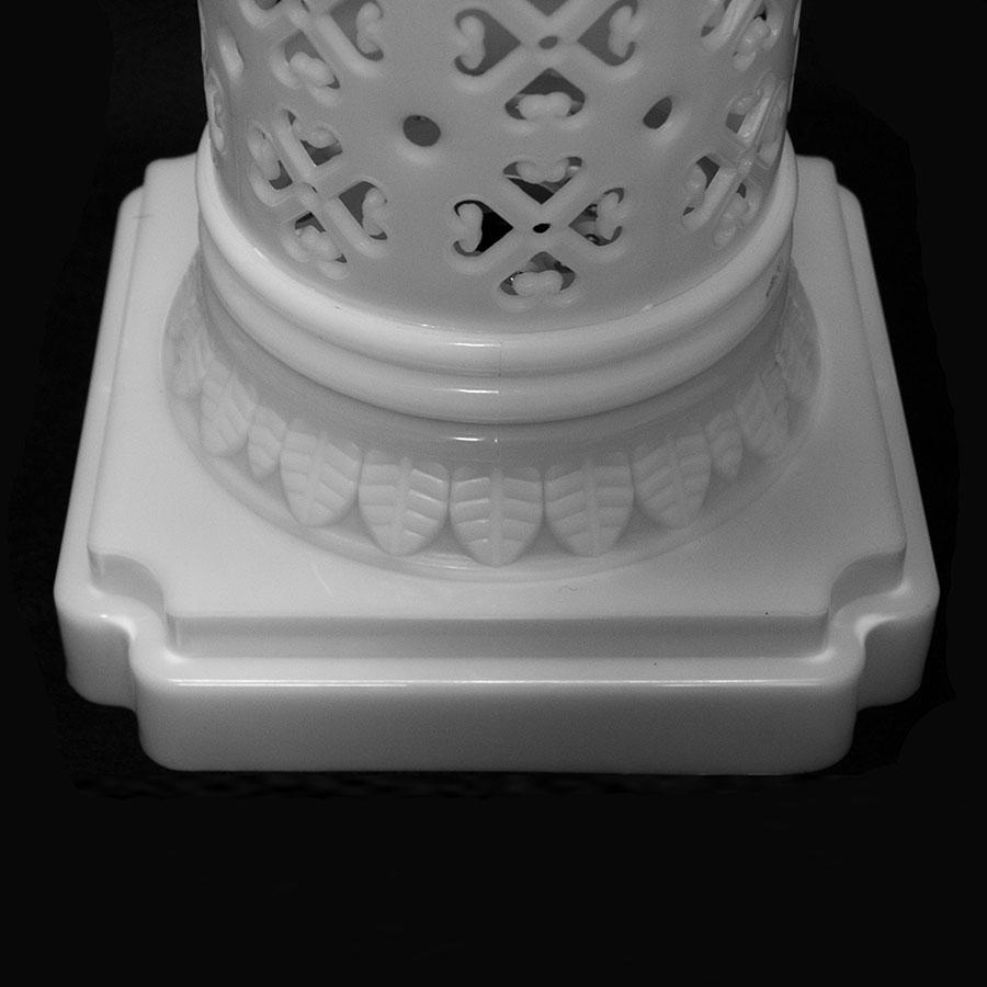 Wedding Decorative Plastic Roman Column Height Adjustable