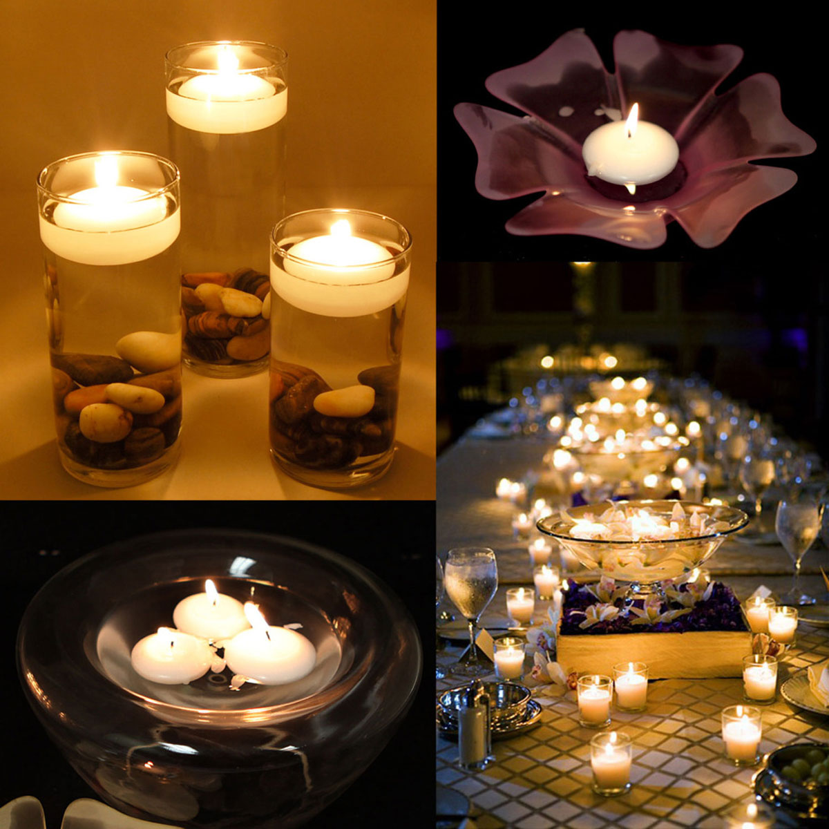 Awesome Candle Centerpieces for Home