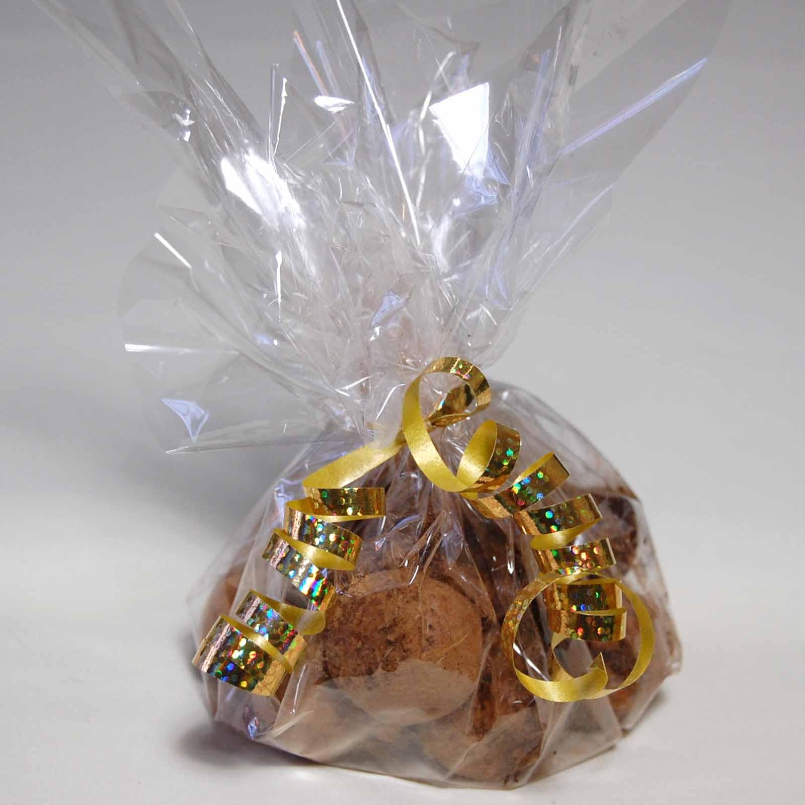 40 X 100 Clear Cellophane Wrap Roll Favor Award Gift Baskets