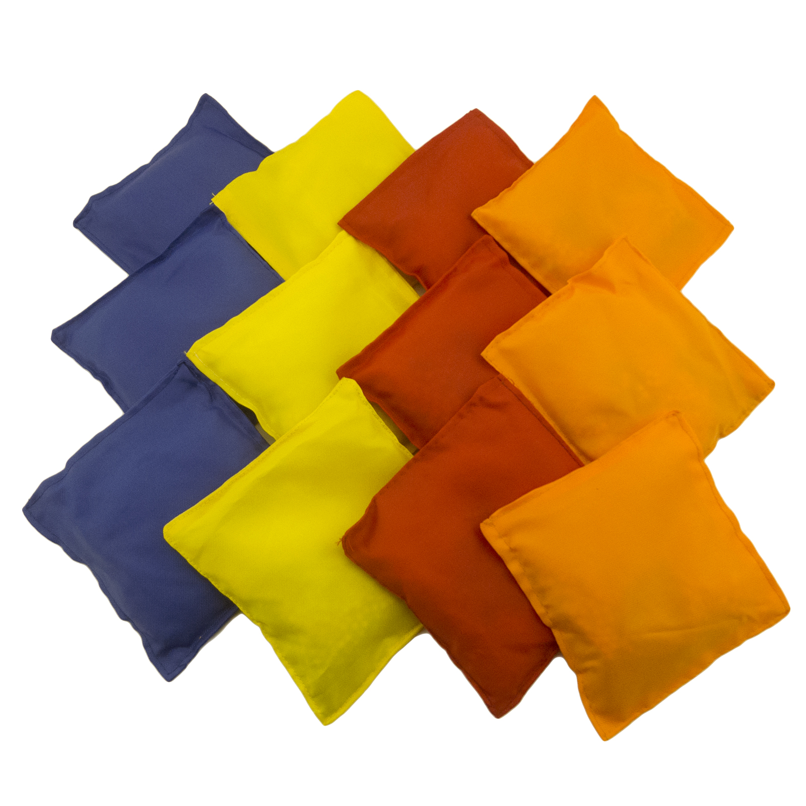 1 Dozen Assorted Nylon Bean Bags