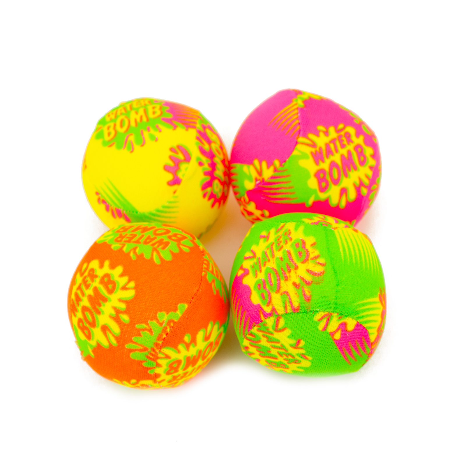 24PK Water Splash Balls Pool Toy Soaked Bomb Grenades Summer Party Toys