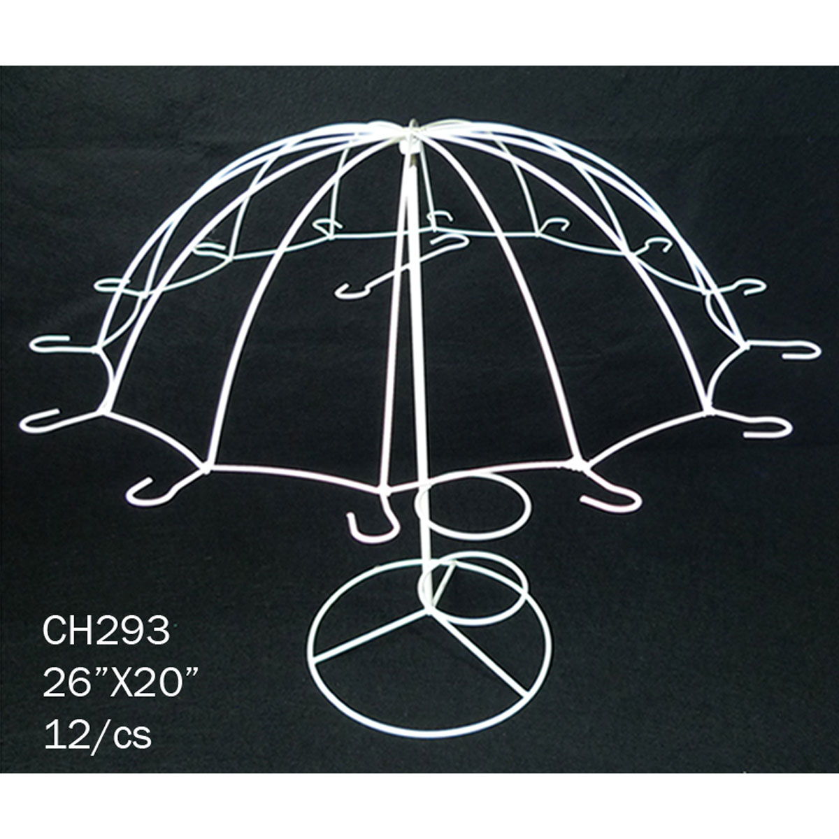 baby baptism photo ideas - ifavor123 Umbrella Party Centerpiece White Wire $60 00