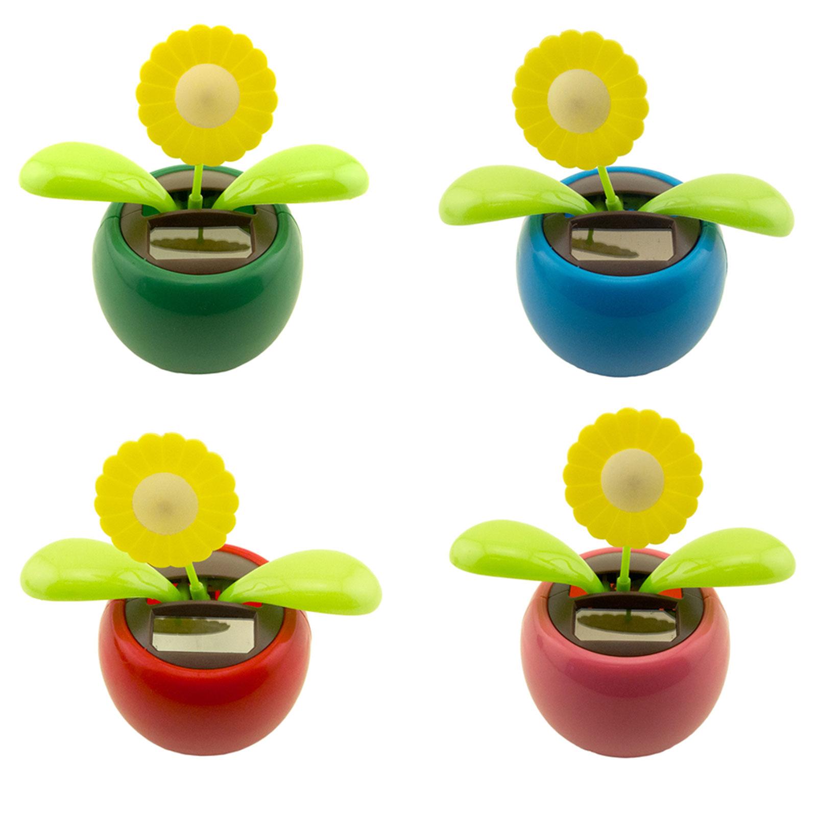 225 & ifavor123.com: Dancing Sun Flower Solar Powered Flip Flap ...