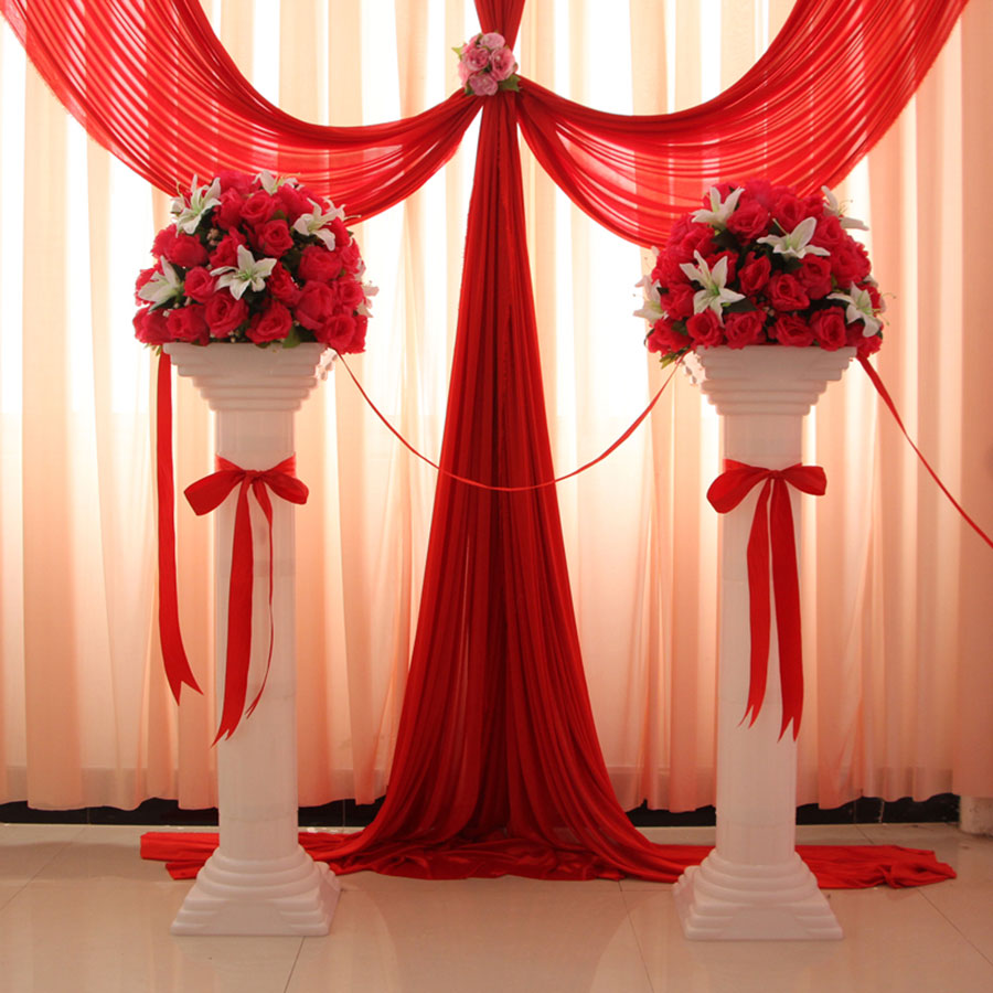 Ifavor123 Com Wedding Decorative Plastic Roman Column