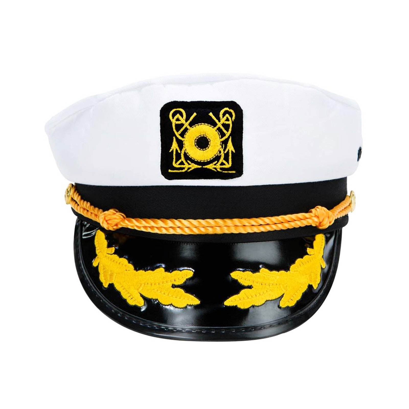 43b57fd00bd47 Details about Snapback Sailor Yacht Captain Hat Boat Halloween Theme  Costume Hat LOT