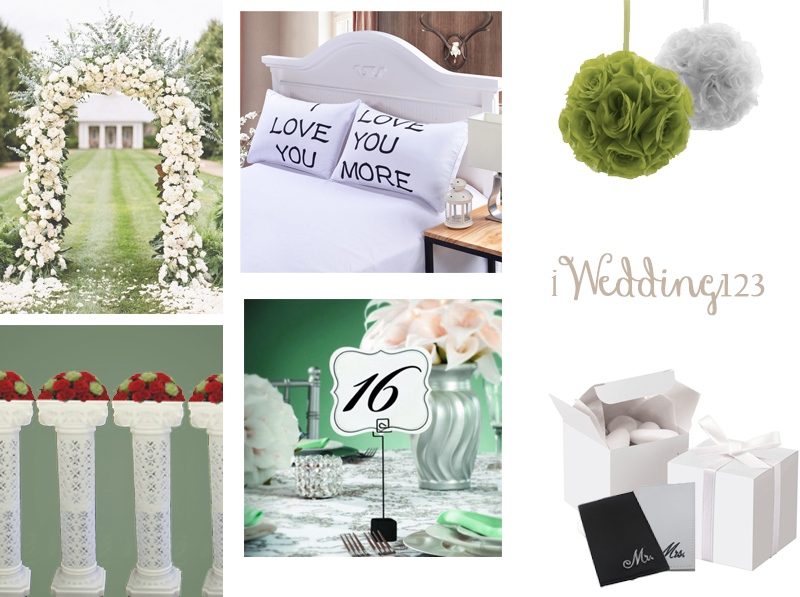iwedding123, Party Decoration Ideas and Supplies